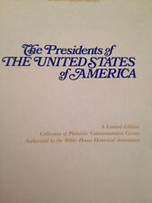 Official Collection Of Philatelic Commemorative Covers Honoring US Presidents