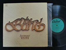 The Band Anthology Volume I Capitol 16010