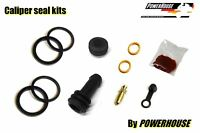 Kawasaki ZR 550 ZR550 Zephyr B2-B3 1991-92 rear brake caliper seal repair kit