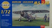 Smer 1/72 Morane Saulnier MS 230 Aircraft 839
