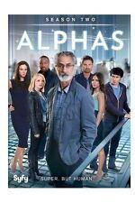 Alphas: Season Two (DVD, 2013, 3-Disc Set)