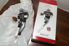 NFL Marcus Allen  LA Raiders 2013  rookie of year MVP Hallmark Ornament NEW