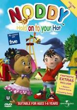 Noddy - Hold On To Your Hat Noddy! (DVD,) 6 EPISODES,CLASSIC ENID BLYTON