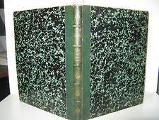 J. RENOUVIER LES MAITRES GRAVEURS 16EME & 17EME 1855 CRANACH CARRACCI CALLOT