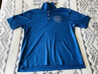 Department of Defense Pentagon Embroidered Polo Shirt Men's Medium