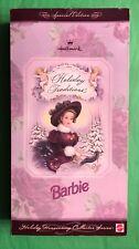 Hallmark Homecoming Series HOLIDAY TRADITIONS Barbie 1996 #17094 NRFB