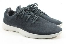 Allbirds Men's Wool Runners Natural Black/Grey Sole Comfort Shoes FLSAMP