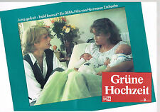 AF Grüne Hochzeit (Anja Kling, Marc Lubosch)