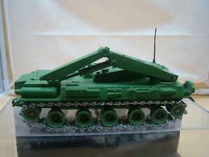 CHAR AMX 30 PLUTON de Dépannage 1/50éme Solido N°238 09/77 Réf 117