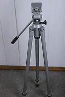 Soviet tripod to the camera FSHU USSR Folding Tripod