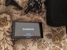 Garmin Camper 660LMT-D Motorhome Caravan GPS SATNAV Lifetime Maps UK & EUROPE