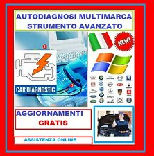 DIAGNOSI AUTO E FURGONI  MULTIMARCA PROFESSIONALE