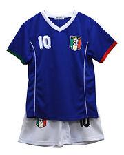 Camiseta de fútbol de selecciones nacionales Italia