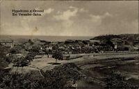 Salvador Brasilien Brasil ~1910 Rio Vermelho Bahia Hypodromo e Ground Bilhete P.