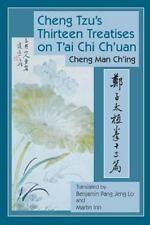 Cheng Tzu's Thirteen Treatises on T'ai Chi Ch'uan by Cheng Man-ch'ing (1993, Har