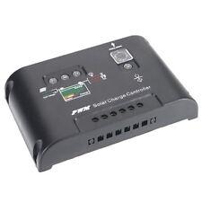 10A 12V/24V PWM Solar Panel Regulator Charge Controller