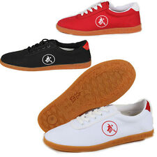 Chinese wushu kung fu shoes practice tai chi Sanda boxing Unisex Exercise Shoe