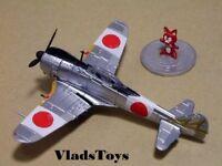 F-Toys 1:144  Wing Kit Collection 2 Nakajima Ki-44 II Koh Shoki Tojo 1944 2A