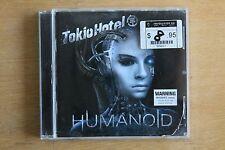 Tokio Hotel  – Humanoid   (C332)