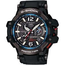 Casio Men's G-Shock GPW1000-1A Black Resin Quartz Watch
