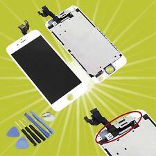 LCD Display VORMONTIERT für iPhone 6 4,7 WEISS (Gold Silber) Touchscreen Retina