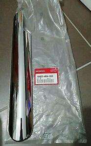 PARACALORE MARMITTA ORIGINALE HONDA VT750 SHADOW COD 18423 MBA 003 ULTIMO PEZZO
