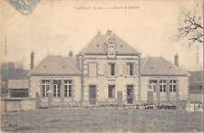CPA 28 YMERAY L'ECOLE ET MAIRIE