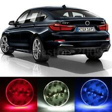 82mm Car Badge Logo Emblem LED Background Light For BMW 1 3 5 7 Series X3 X5 X6