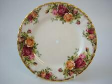 "ROYAL ALBERT OLD COUNTRY ROSES TOP TIER FOR CAKE PLATE 6.25"" ENGLAND"