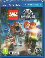 LEGO Jurassic World (Sony PlayStation Vita, 2015)