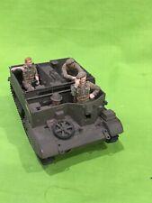 Tamiya 1/35 Segunda Guerra Mundial Bren Gun Carrier precioso artículo. Pintado y construido.