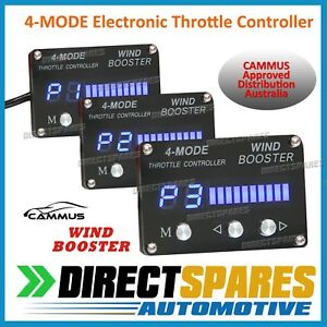 Holden Astra 4 Mode Electronic Throttle Controller 2000 onwards 2WD
