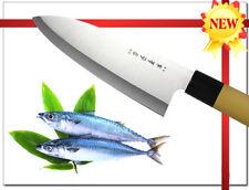 "Japanese design Thin DEBA knife 6.3"" Fish Slicer Kitchen Cutlery Plastic Handle"