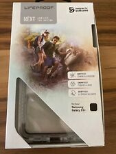 LifeProof NEXT Case Cover for Samsung Galaxy S9+ S9 Plus Clear Black Crystal