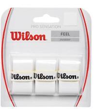 Overgrip Tennis WILSON Pro Overgrip Sensation n.1 confezione da 3