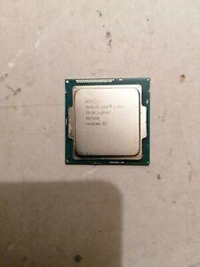 Processeur Intel I5 4460 SR1QK socket 1150 quad core cpu