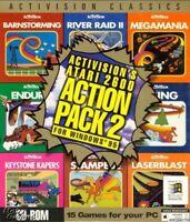ATARI ACTIVISION ACTION PACK 2 +1Clk Windows 10 8 7 Vista XP Install