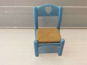 VINTAGE FISHER PRICE 1993 DOLL HOUSE FURNITURE SPARE / REPLACEMENT CHAIR