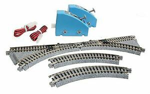 KATO N SCALE CV-2 UNITRACK TURNOUT SET | BN | 20891