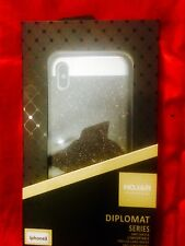 Hojar Diplomat Series Mobile Back Cover, Beautiful design, Original leather .