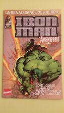 comics iron man la renaissance des héros n°2