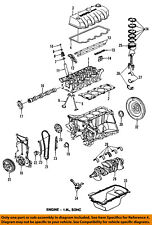 Saturn GM OEM 91-02 SL2-Engine Oil Pan 21015428