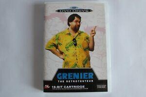DVD Joueur du Grenier - GRENIER : The RetroTesteur / TBE, aucune rayure .