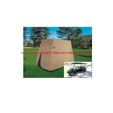 LIMO Golf Cart Cover Designed For Lifted Carts Fits EZgo Club Car Yamaha E Z Go