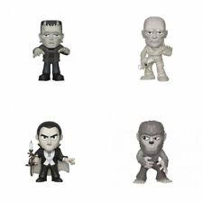 Universal Monsters Walgreens Black & White 4 x Figures Mystery Mini