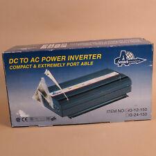 Aerotek 1500W 12V DC to AC Modified Sine Wave Power Inverter G-12-150
