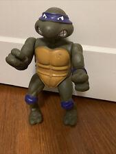"""Playmates Toys 1989 Teenage Mutant Ninja Turtles Donatello Action Figure 13"""""""