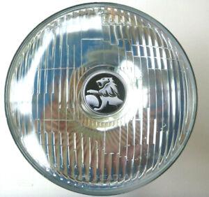 "2 x 7""  HOLDEN BADGED CUSTOM LED HEADLAMPS - MONARO STATESMAN KINGSWOOD FJ HR"