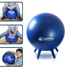 Balance Ball Chairs for Kids: LakiKid Flexible Seating Classroom Furniture- S...