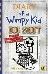 Diary of a Wimpy Kid: Big Shot (Book 16) by Jeff Kinney